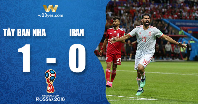 world cup 2018 - TBN vs IRAN